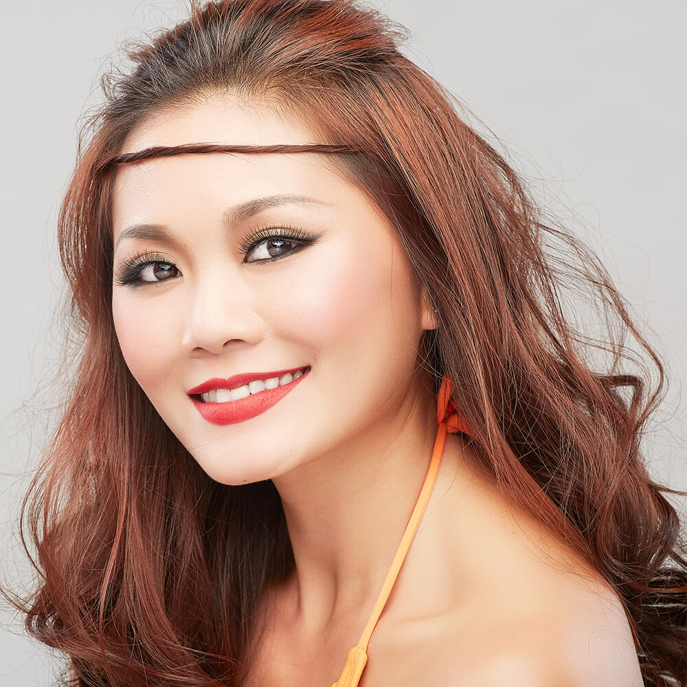 <strong>Adeline Tan</strong> <br>25 years old